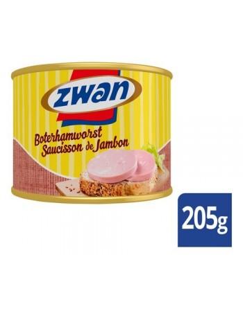 Zwan Saucisson de jambon 205G