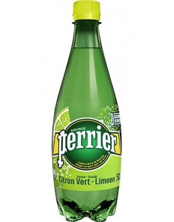 Perrier Citron vert 50CL