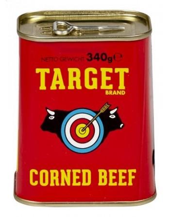 Target corned beef 340G